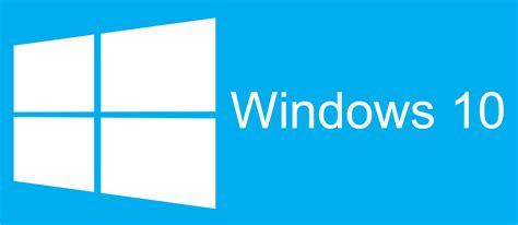 win10 logo windows 10 une version education pr 233 vue