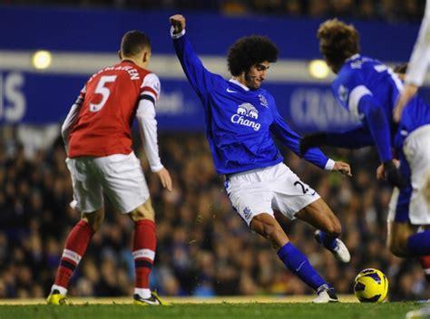 arsenal everton highlights everton 1 1 arsenal highlights football deluxe