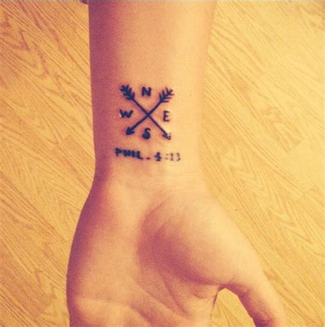 compass tattoo christian meaning tattoo compass arrows tattoos pinterest