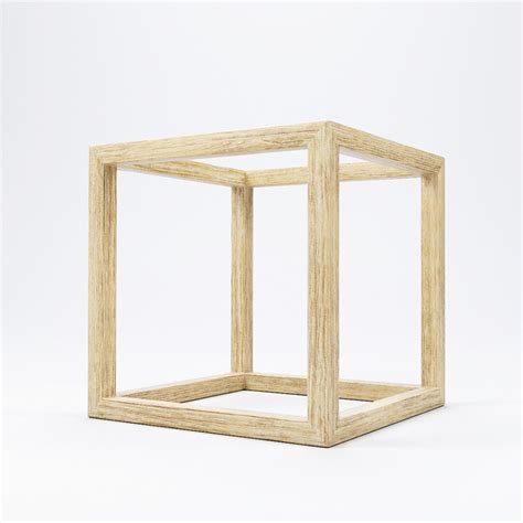 3d Cube Photo Frame by Wooden Cube Frame Wooden Designs