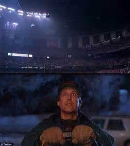Clark Griswold Memes - super bowl 2013 blackout becomes latest target of