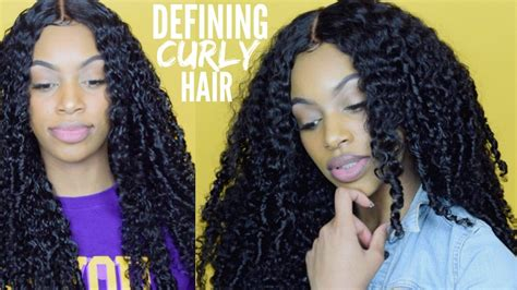 most popular hair vendor aliexpress curly hair routine defining deep curly extensions