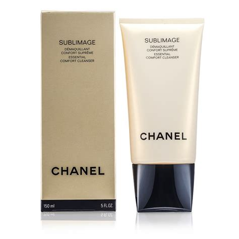 chanel essential comfort cleanser chanel sublimage essential comfort cleanser fresh