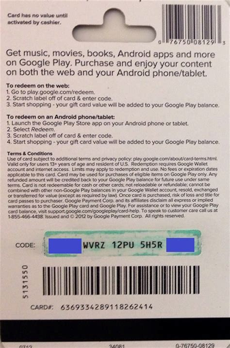 Google Play Gift Cards Discount - buy google play gift card 10 usa photo discounts and download