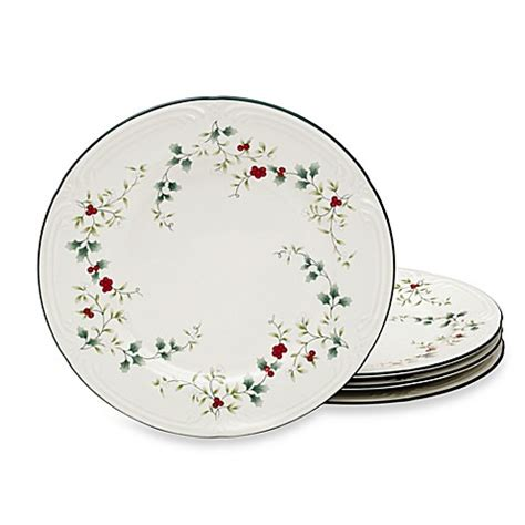 Winterberry Dinner Set buy pfaltzgraff 174 winterberry dinner plates set of 4 from bed bath beyond