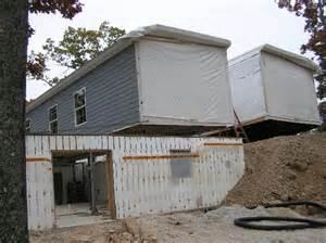 Basement Homes modular home modular homes basement foundation