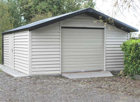 Hanson Garages Featherstone by Domestic Garages Hanson Shanette Steel Buildings