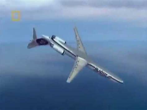 alaska airlines flight 261 crash animation