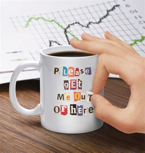 Cubicle Accessories by Coffee Mug Mixed Messages Messages
