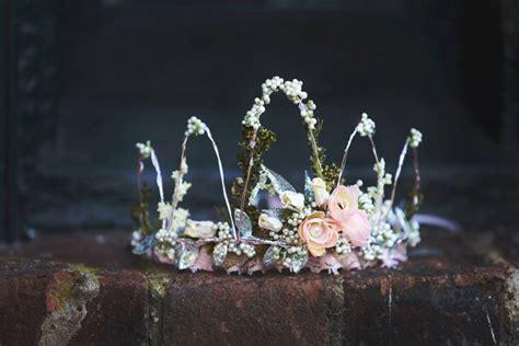 Flower Crown Handmade - handmade flower crowns handmade