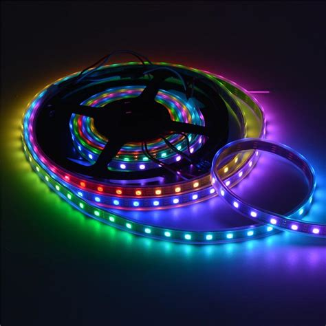 rgb led light addressable lpd6803 digital led pixel lights