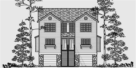duplex plans with garage in middle duplex plans with garage in middle joy studio design