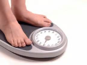 overweight wanting to lose weight are not properly