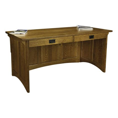 lincoln collection executive writing desk amish crafted