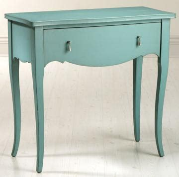 turquoise sofa table painted console table everything turquoise