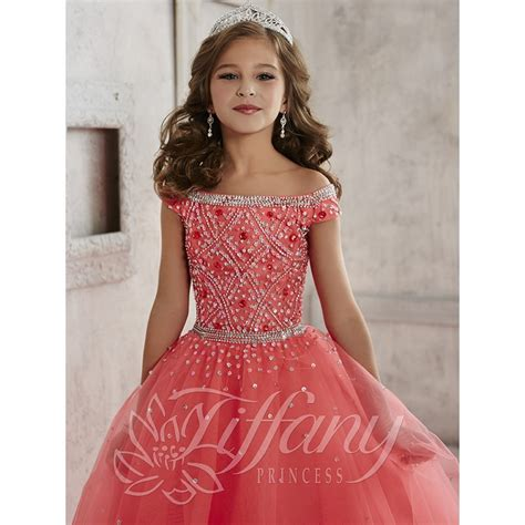 Pageant Dresses by Princess 13458 Pageant Dress Madamebridal