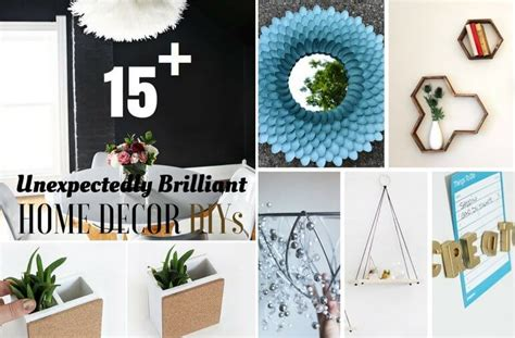 17 Easy Diy Home Decor Crafts That Don T Look Cheap 17 Easy Diy Home Decor Crafts Step By Step K4 Craft