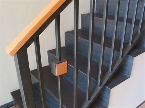 cool stair handrail technique austin staircase spiral