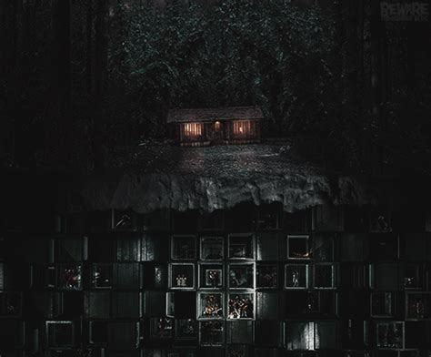 How Scary Is The Cabin In The Woods by The Cabin In The Woods Horror Gif Wifflegif