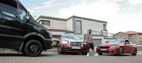 casper nyovest house and cars cassper nyovest flaunts his new ride photos the people