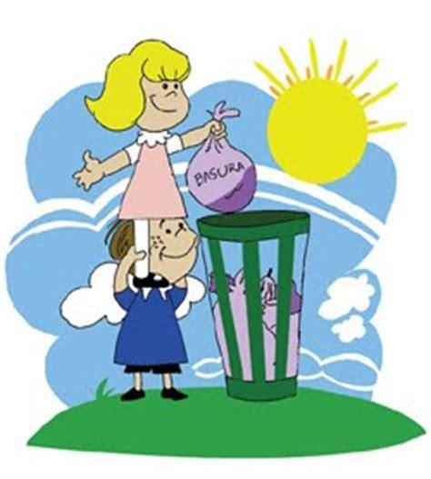 imagenes de niños botando basura botar la basura en el bote destinado para ello pearltrees