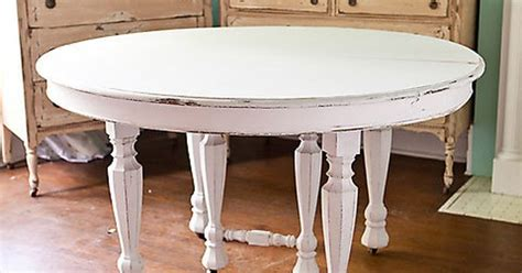 White Distressed Kitchen Table by Antique Dining Table Shabby Chic White Distressed Kitchen