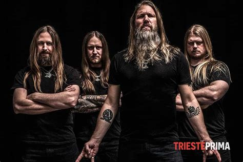 Kaos Band Metal Arch Enemy summer days in rock amon amarth e arch enemy in concerto
