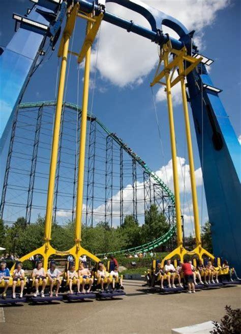 swing pittsburgh swing shot at kennywood awesome amusement park rides