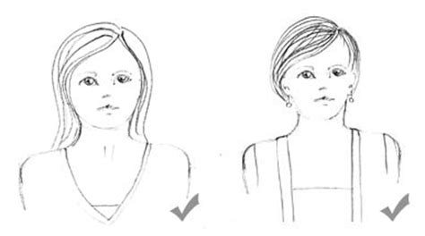 hair elingate neck 1000 images about styles which elongate a shorter neck on