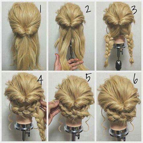 easy diy bridal hairstyles hr 3 pinterest best 25 easy work hairstyles ideas on pinterest simple
