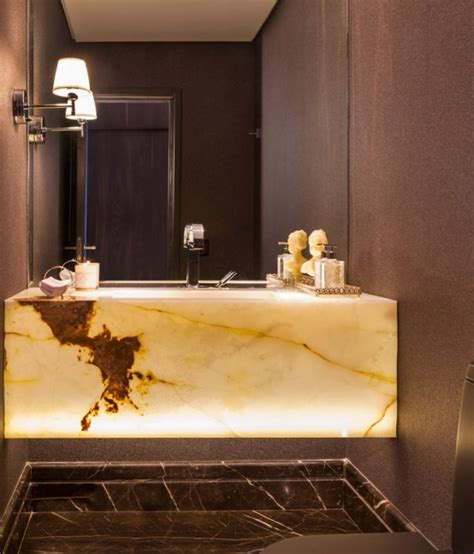 onyx for bathroom 29 refined onyx d 233 cor ideas for any interiors digsdigs