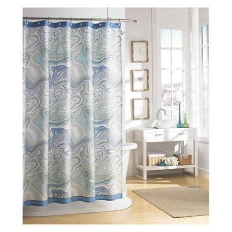 hookless shower curtains with snap on liner bathroom stunning hookless shower curtain with snap liner