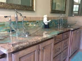 Chairs For Kitchen Island Amazonite Turquoise Quartzite Eclectic Bathroom By