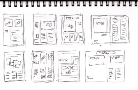 magazine layout sketches image gallery sketch magazine