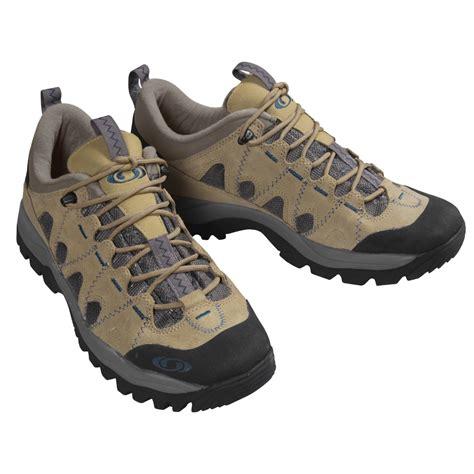 salomon hiking shoes s salomon exentrek hiking shoes for 65623 save 33