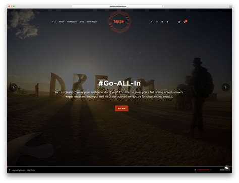 18 Best Wordpress Themes For Artists 2018 Colorlib Best Web Templates For Artists