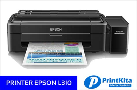 Spesifikasi Printer Epson L210 harga printer printkita