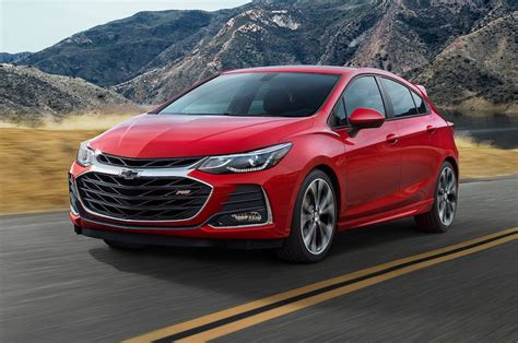2019 Chevrolet Vehicles by 2019 Chevrolet Cruze Reviews And Rating Motor Trend