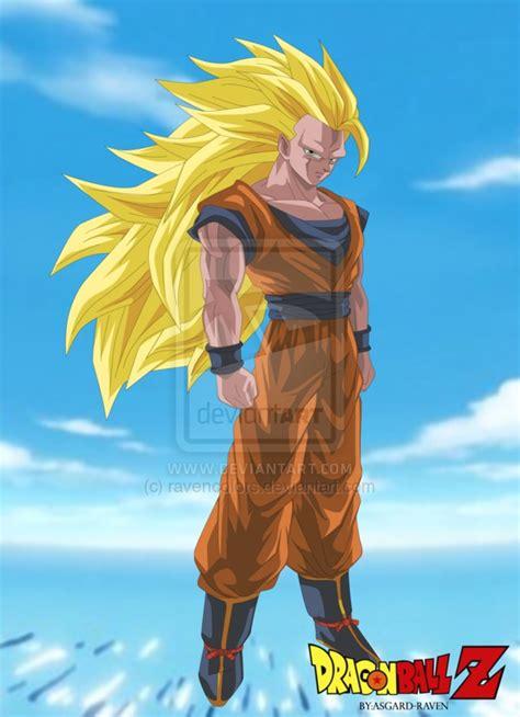 Goku Ss3 goku ss3 ayden s board