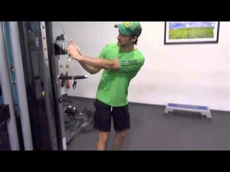 exercises for golf swing speed golf exercises and explanation for more power lag and hip