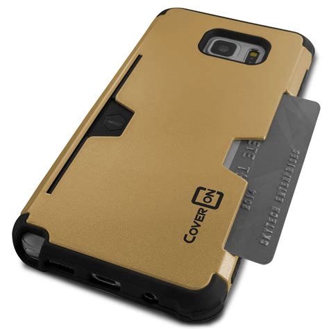 Future Armor Samsung Galaxy Note 5 Casing Back Cover Like for samsung galaxy note 5 hybrid credit card stand armor cover ebay
