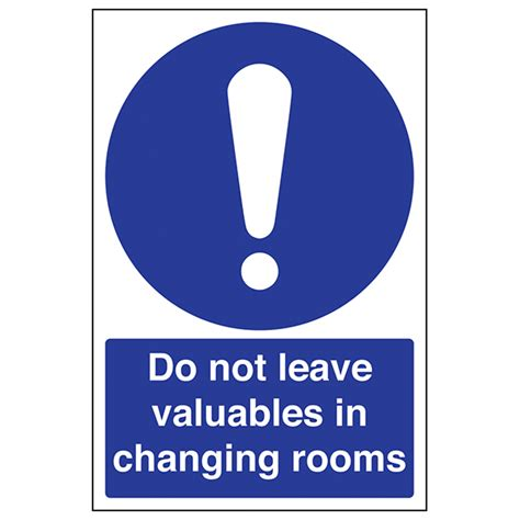 this does not leave this house books do not leave valuables in changing rooms eureka4schools