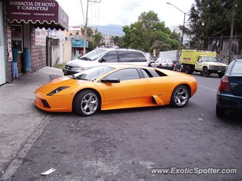 Lamborghini In Mexico Lamborghini Murcielago Spotted In Mexico Mexico On 02 01 2007
