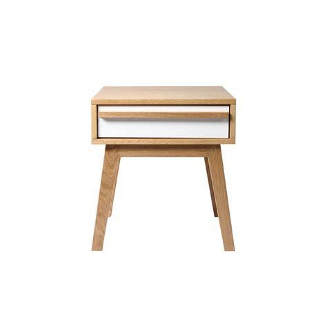 la redoute table de nuit table de chevet design scandinave helia miliboo la
