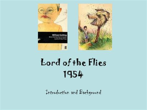 lord of the flies themes slideshare lord of the flies1