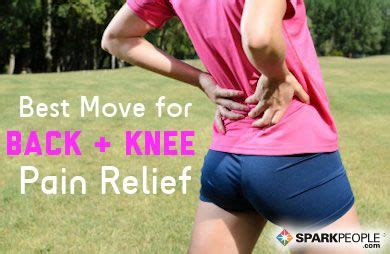 11 exercises that help decrease knee pain sparkpeople pinterest the world s catalog of ideas