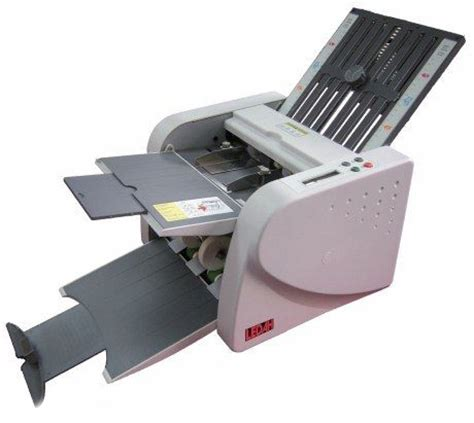 Paper Folding Machine Australia - ledah 230 paper folding machine reviews productreview au