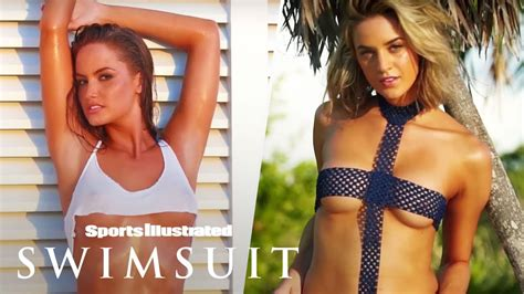 camille kostek dishes on cheerleading modeling and acting 2018 model search finalists camille kostek more go big