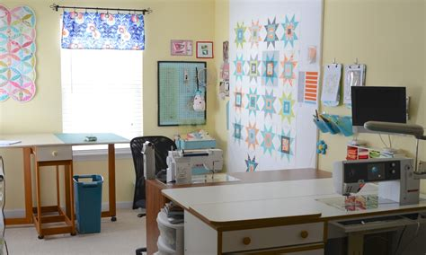 sewing room ideas hyacinth quilt designs sewing room tour part one