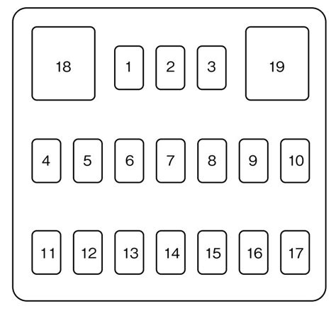 2009 mazda 5 fuse box wiring diagram
